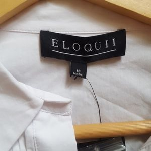 Eloquii Dresses - White Dress